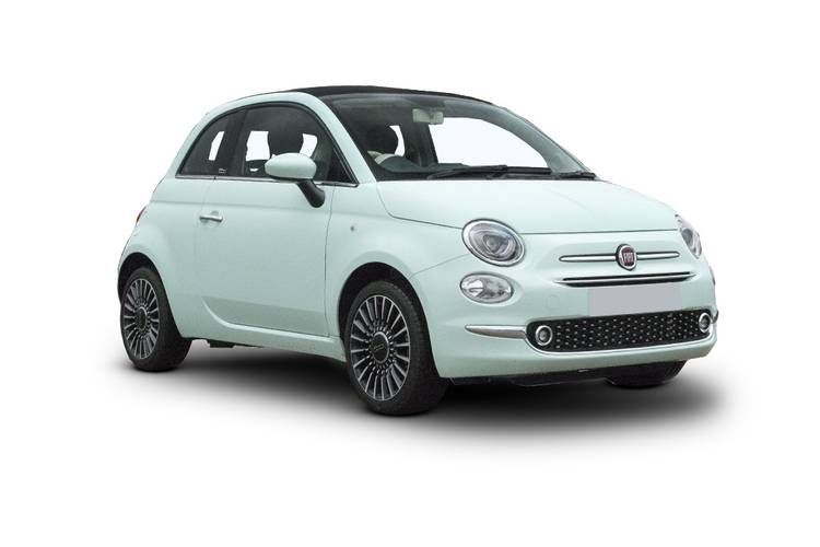Fiat 500 Hatchback Special Editions 0.9 TwinAir BlackJack 3dr