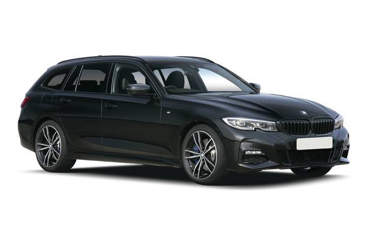 BMW 3 Series Touring 318i M Sport 5dr. Image shown is for illustration