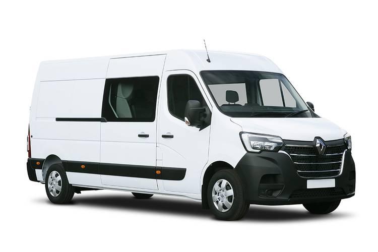 Renault Master LWB Diesel FWD LH35dCi 150 High Roof Van