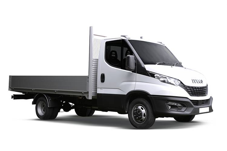Iveco Daily 35C11 HPI Diesel Chassis Cab 4100 WB AGile