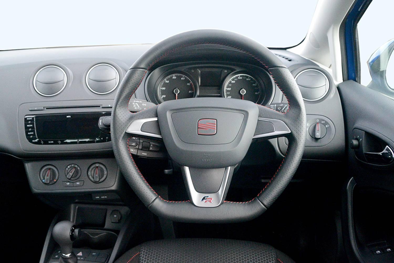 new seat ibiza hatchback 1 2 tsi 90 fr technology 5 door. Black Bedroom Furniture Sets. Home Design Ideas