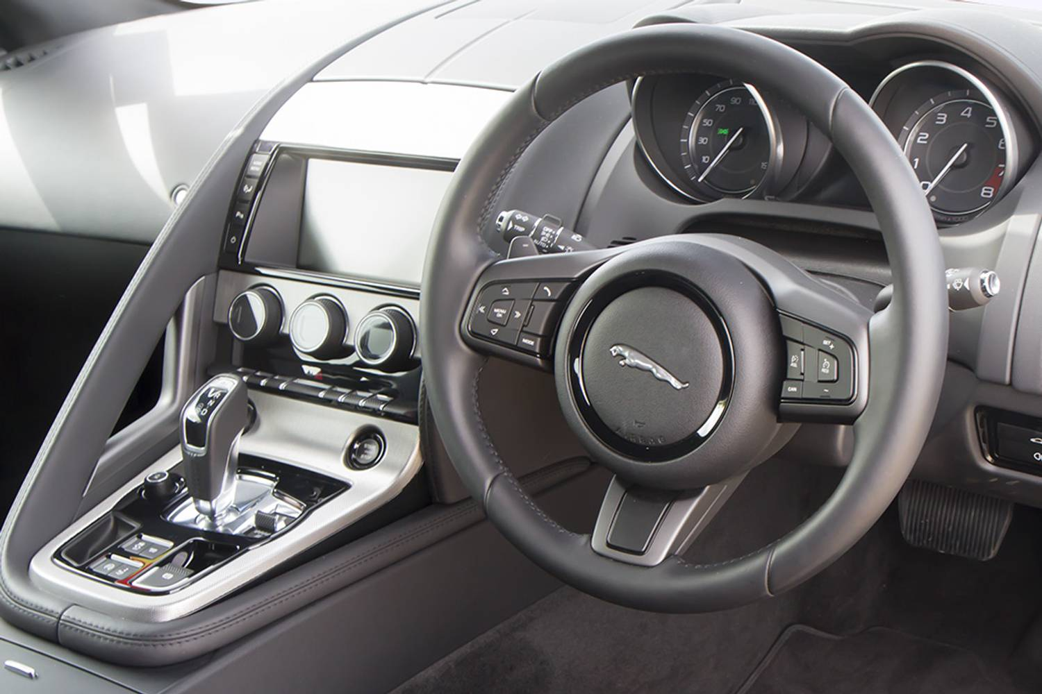 New Jaguar F Type Coupe 3 0 Supercharged V6 S 2 Door Auto 2014 For Sale