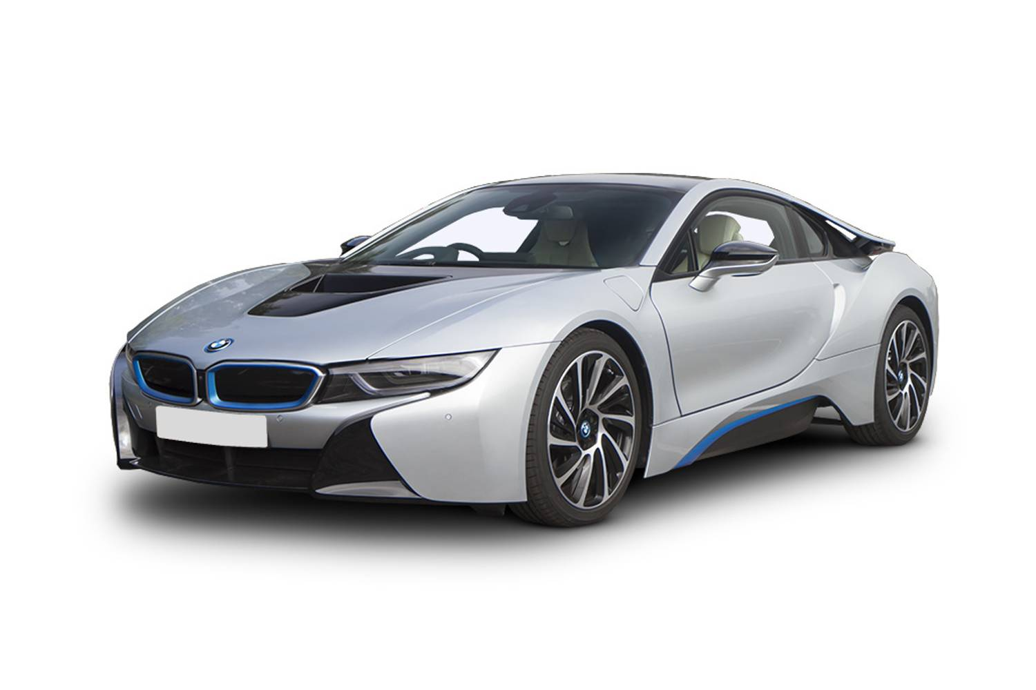 New Bmw I8 Coupe Special Edition Protonic Frozen Black