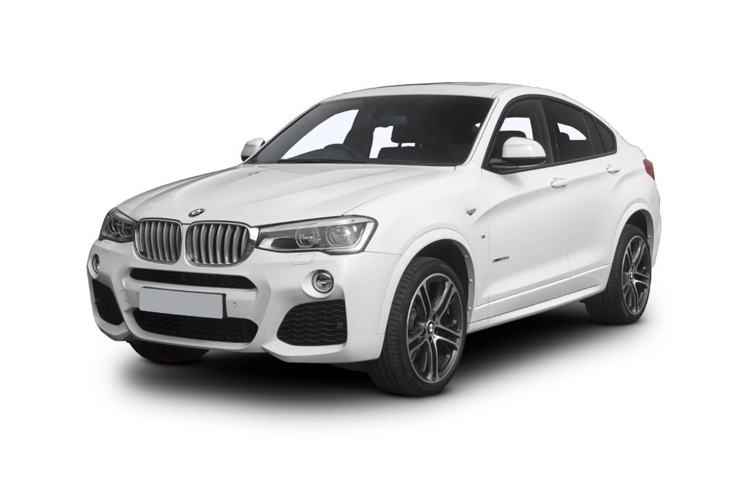 New Bmw X4 Diesel Estate Xdrive20d M Sport 5 Door Step