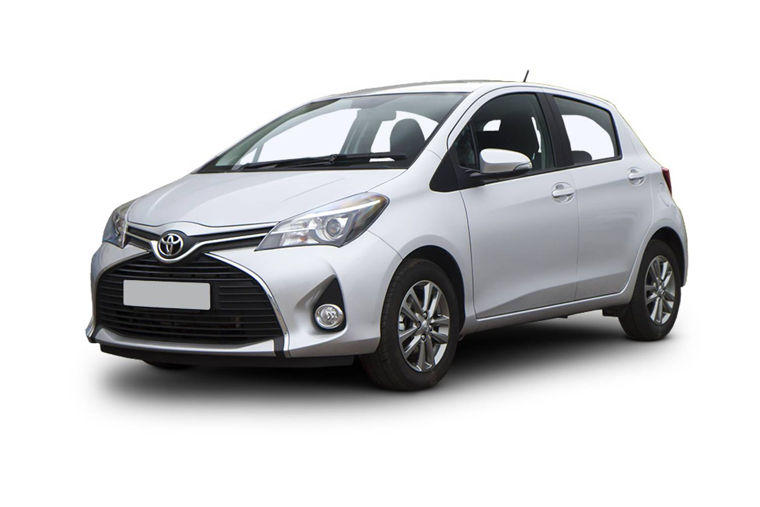 new toyota yaris hatchback 1 5 hybrid icon 5 door cvt. Black Bedroom Furniture Sets. Home Design Ideas