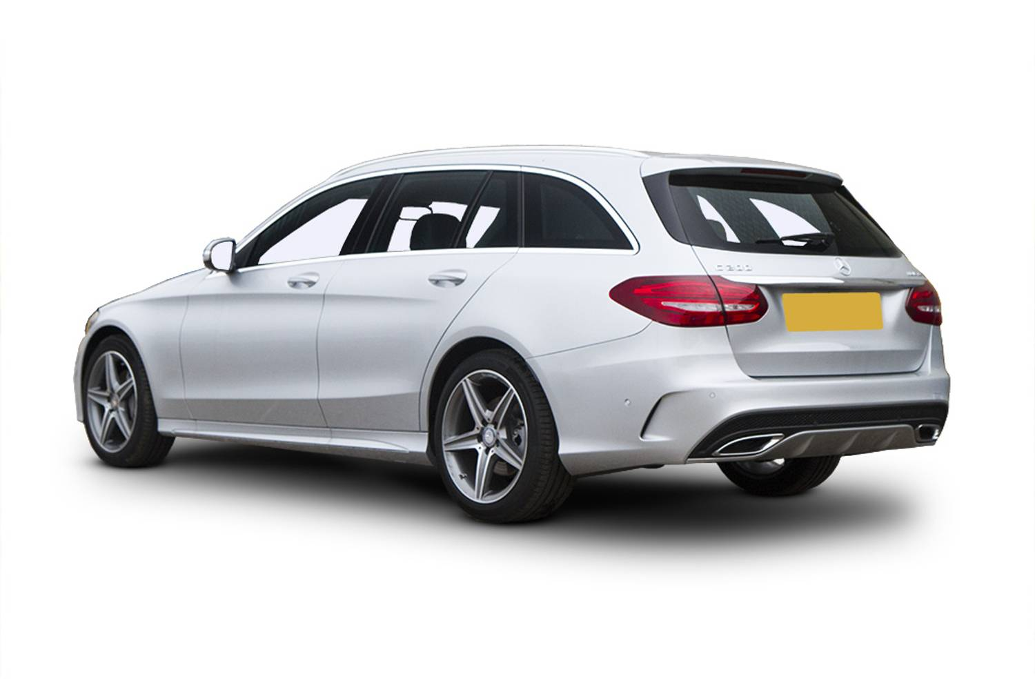 New mercedes benz c class diesel estate c200d se executive for Pictures of new mercedes benz