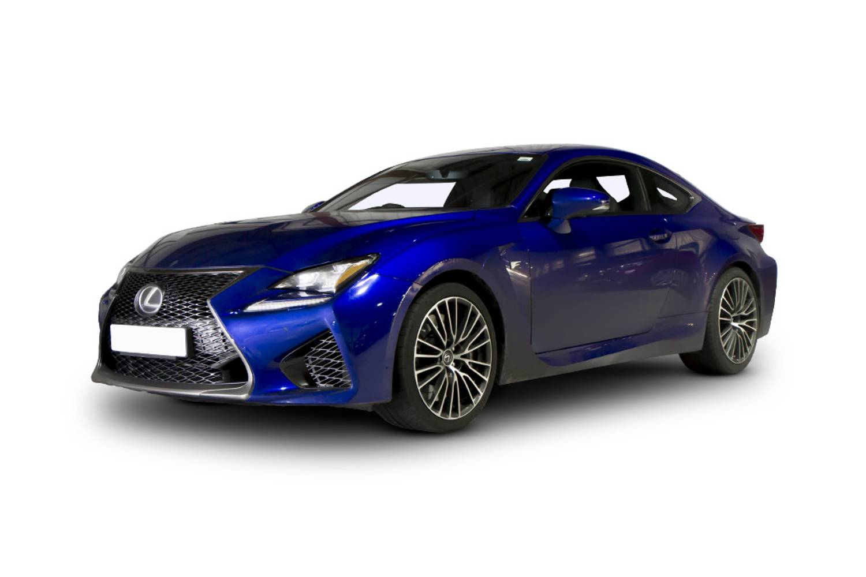 New Lexus Rc F Coupe 500 5 0 2 Door Auto 2014 For Sale