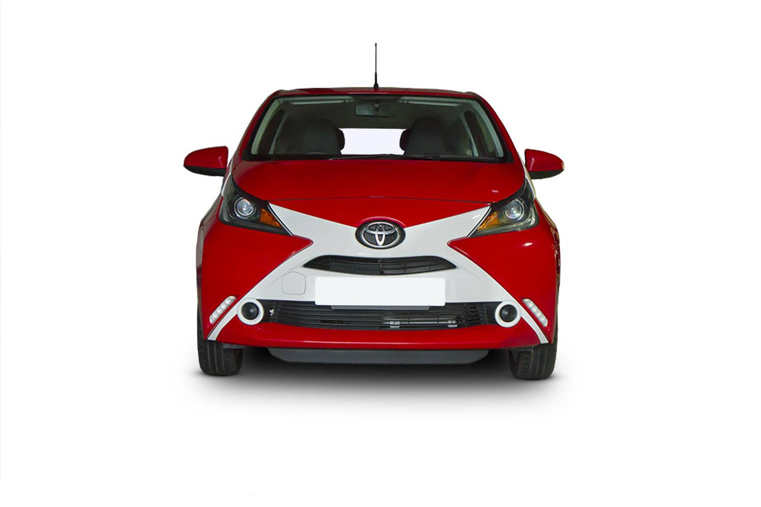 new toyota aygo hatchback 1 0 vvt i x play 3 door x touch. Black Bedroom Furniture Sets. Home Design Ideas