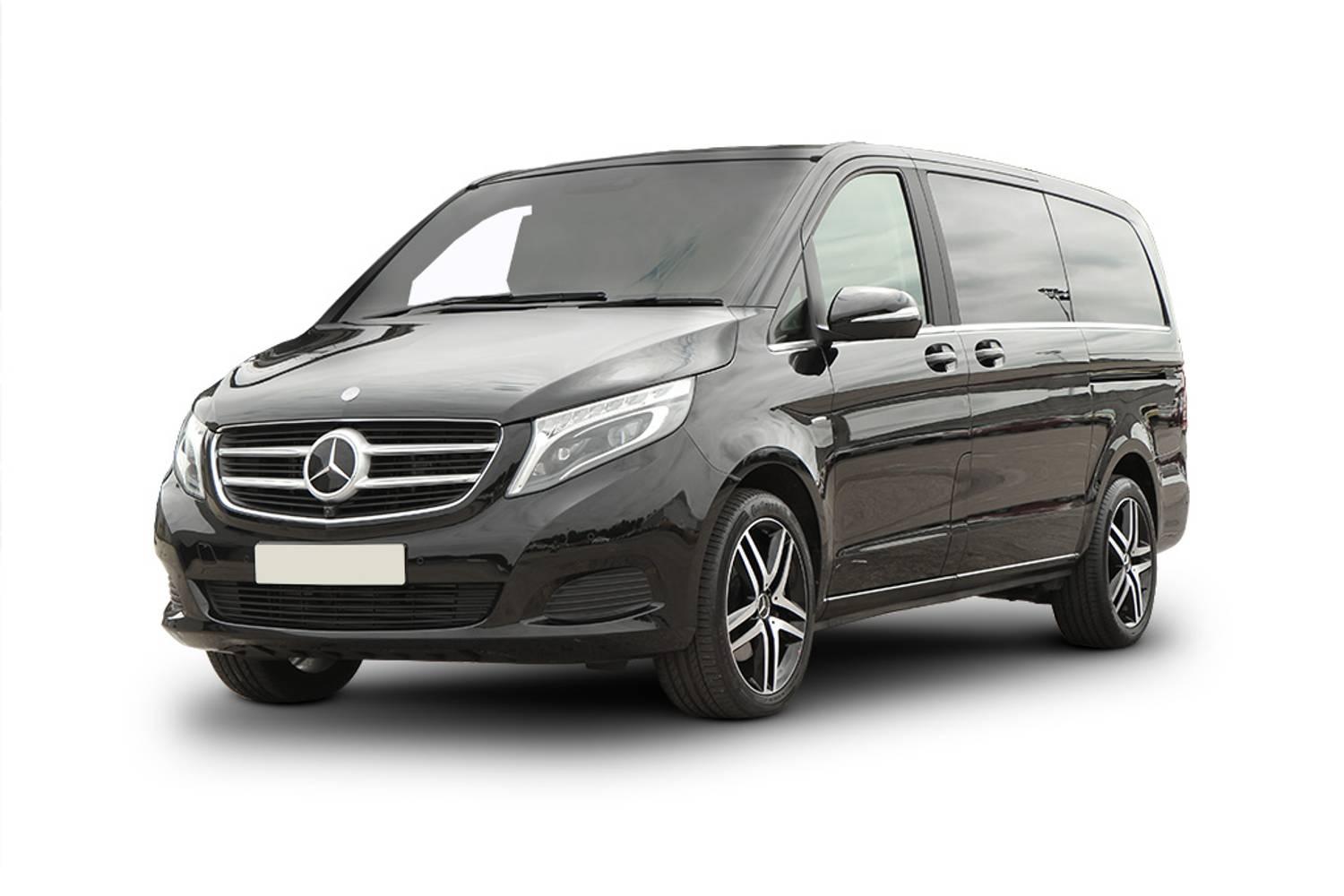 New mercedes benz v class diesel estate v250 d amg line 5 for Mercedes benz co