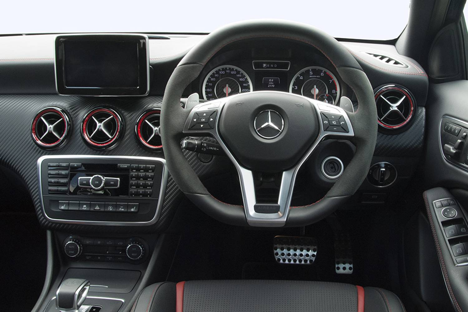 new mercedes benz a class amg hatchback a45 4matic premium 5 door auto 2015 for sale. Black Bedroom Furniture Sets. Home Design Ideas