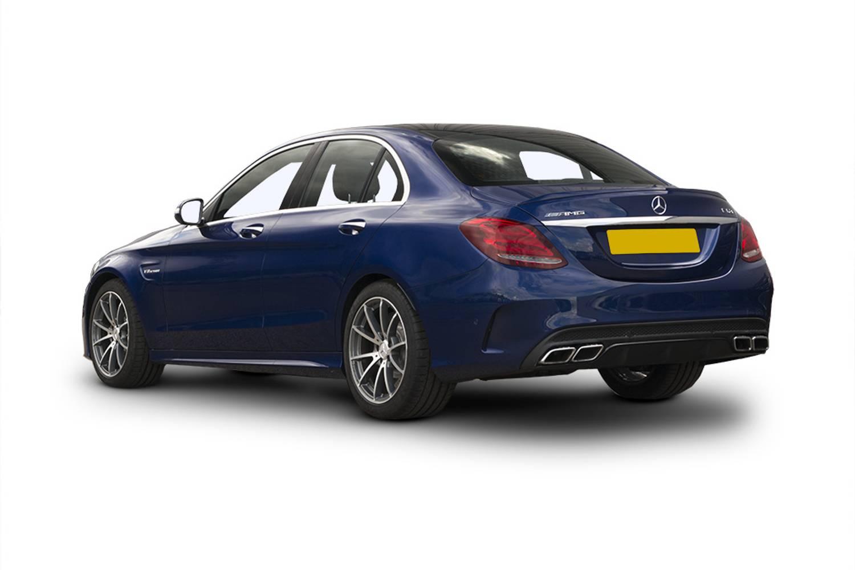 New mercedes benz c class amg saloon c43 4matic premium 4 for Mercedes benz co