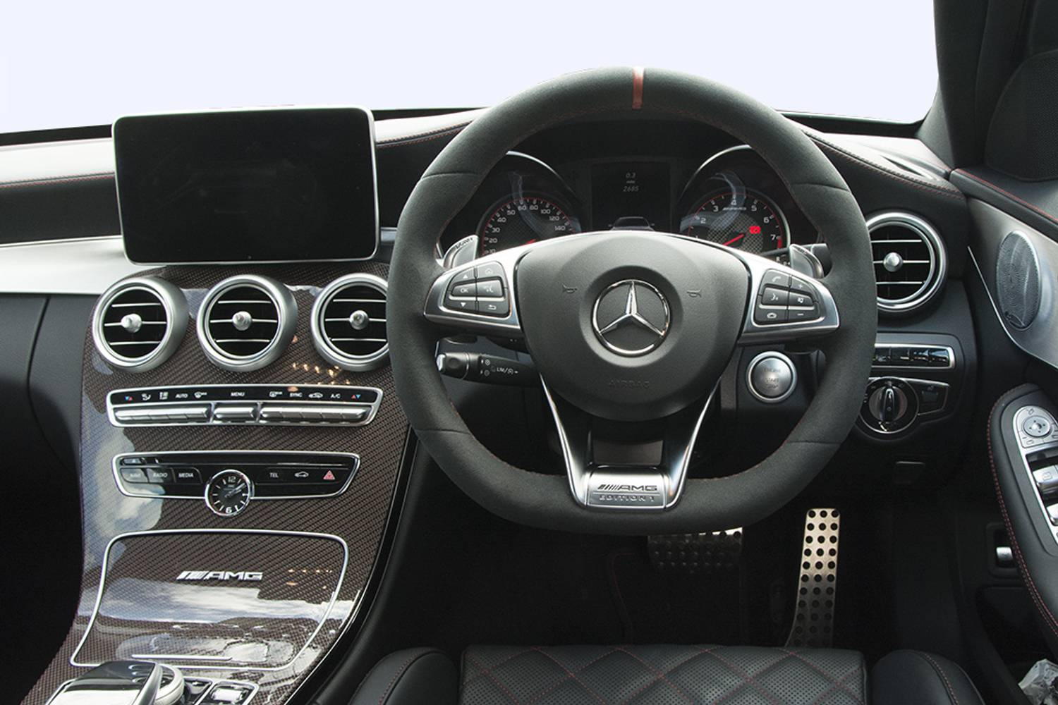 new mercedes benz c class amg estate c43 4matic premium plus 5 door auto 2016 for sale. Black Bedroom Furniture Sets. Home Design Ideas