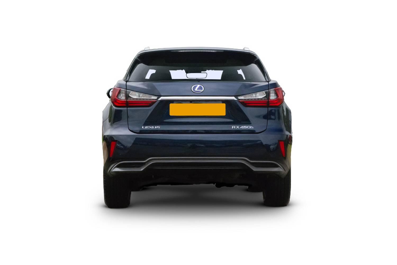 New Lexus Rx Estate 450h 3 5 Luxury 5 Door Cvt 2015 For