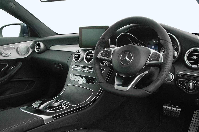 New mercedes benz c class diesel coupe c220d amg line premium plus 2 door auto 2015 for sale - Mercedes benz c class coupe interior ...