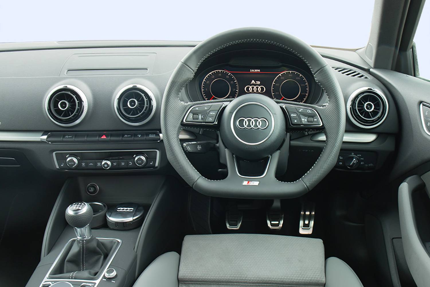 new audi a3 sportback special editions 1 6 tdi 116 ps black edition 5 door s tronic 2017. Black Bedroom Furniture Sets. Home Design Ideas
