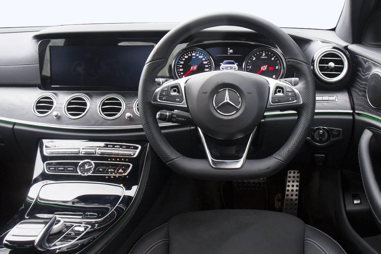 New Mercedes Benz E Class Saloon E350e Amg Line Premium