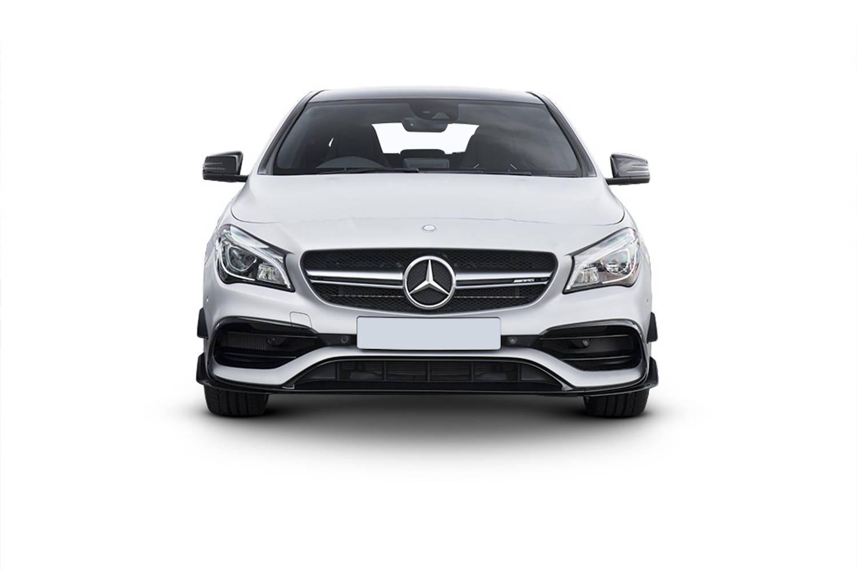 Mercedes Benz Cla Matic  Door