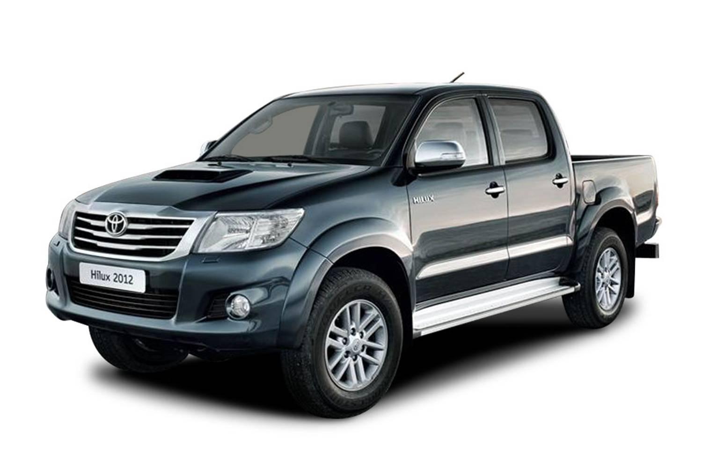 New Toyota Hilux Diesel Active Pick Up 2 4 D 4d Tss 2016