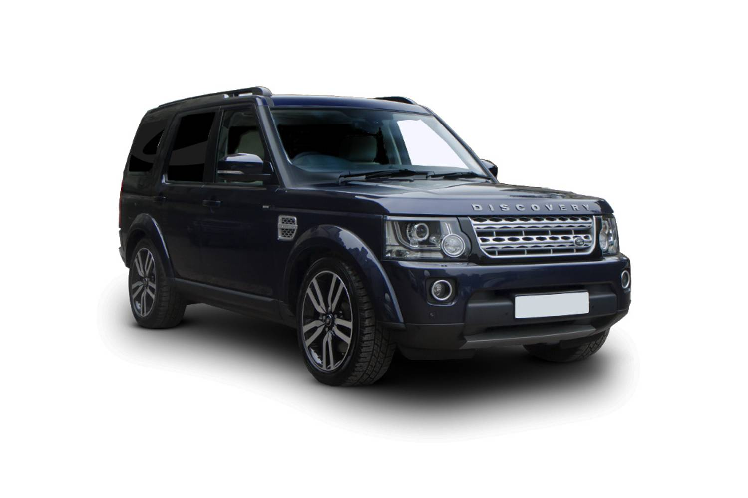 Land Rover Discovery Diesel Commercial Sd V6 Auto
