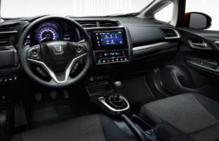 Honda Jazz Interior Shot