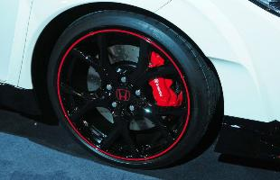 Honda Civic Type R Wheels