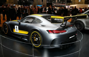 Mercedes-Benz AMG GT3 Rear