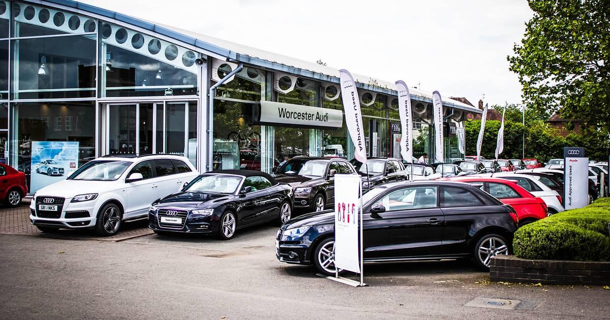 Audi Motability Cars Uk