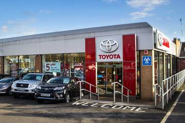 Toyota C Hr Motability Offers From Listers