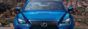 Chief engineer reveals inspiration behind Lexus RC F