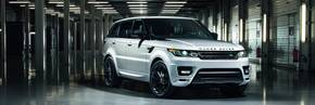Range Rover Sport Stealth Pack debuts at the Goodwood festival of Speed