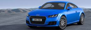 The hugely anticipated new Audi TT is now open for ordering
