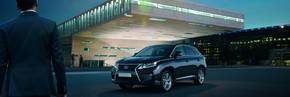 New Lexus RX450h Advance