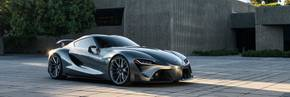 Toyota reveals new FT-1 concept at Pebble Beach