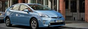 Toyota Prius Plug-in featured in the