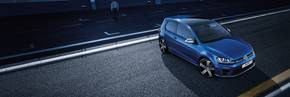 Volkswagen Golf R wins top honours