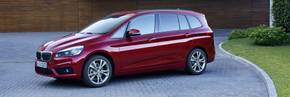 Introducing the all-new BMW 2 Series Gran Tourer.