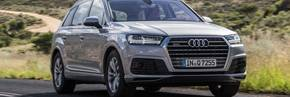 New Q7 is driven for the first time - read the review here