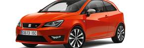 SEAT announce updated Ibiza for 2015