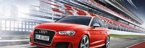 Arriving 13th June into Listers Audi Showrooms - the all new RS3