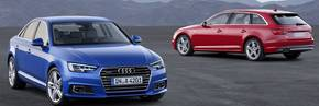 Audi announces the new A4 - available to order later this summer