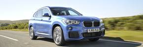 Introducing the all-new BMW X1
