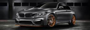 Introducing the BMW Concept M4 GTS.