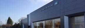 Listers Land Rover Hereford have moved!
