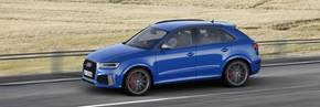 RS Q3 Performance unleashed at Geneva