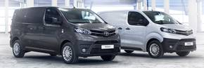 New Toyota PROACE - Built For Business
