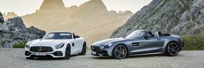 The New Mercedes AMG GT & GT C Roadser