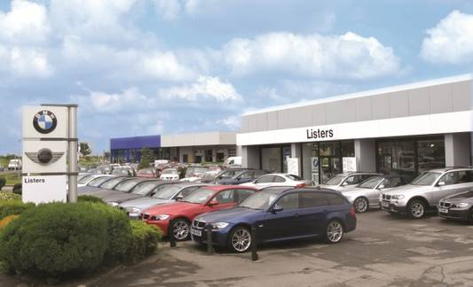 Listers Boston (BMW), Sleaford Road, Boston, Lincolnshire, PE21 7PQ