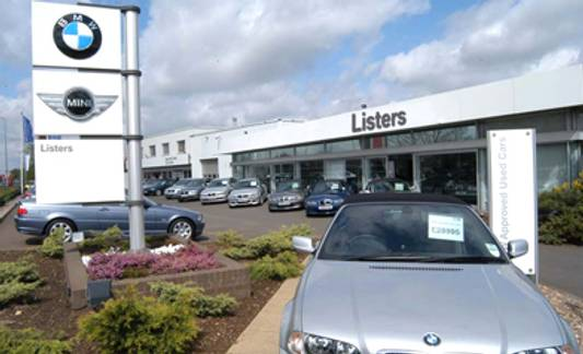 Listers King's Lynn (BMW), Hardwick Road, King's Lynn, Norfolk, PE30 4NA