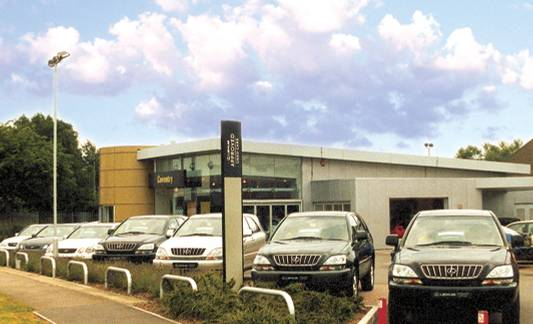 Lexus Coventry, London Road, Coventry, West Midlands, CV3 4LP