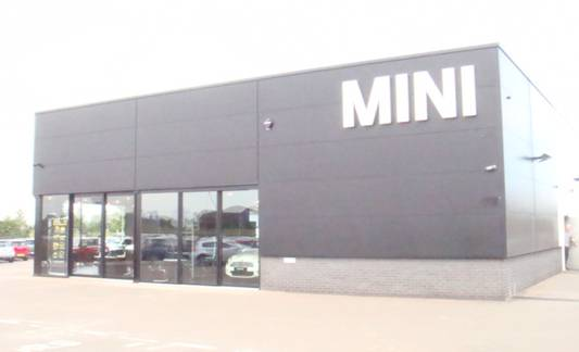 Listers Boston (MINI), Sleaford Road, Boston, Lincolnshire, PE21 7PQ